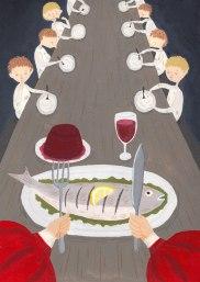 Momoko-Abe-Willoughby-Chase-Dinner