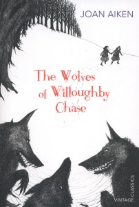 Rohan Eason - Wolves of Willoughby Chase